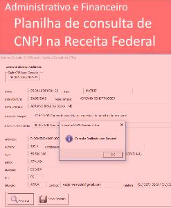 Planilha de consulta automática de CNPJ - Banner produto 247x300