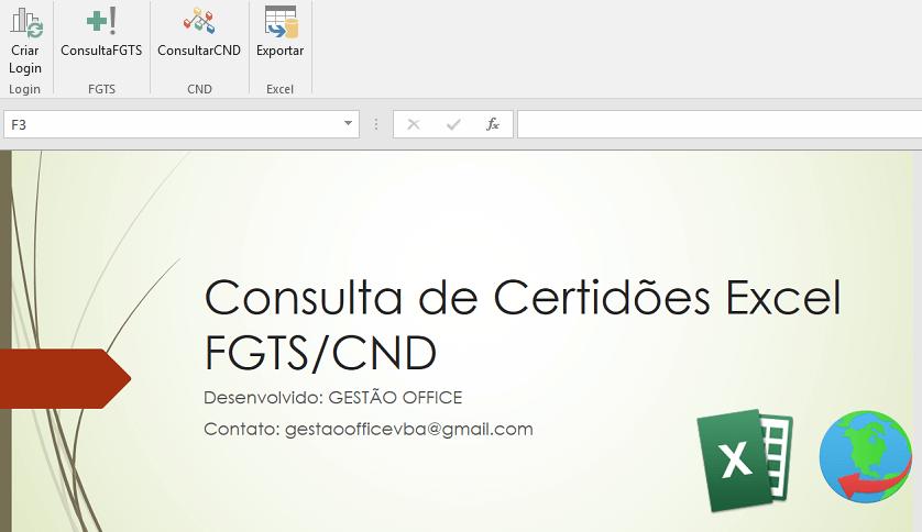 Certidão negativa de débito e Certidão regularidade de FGTS - 2