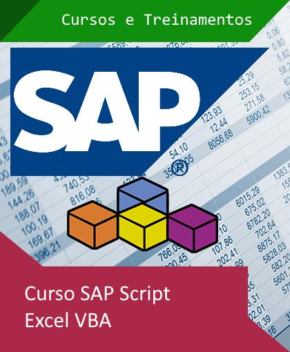 Curso SAP Script Excel VBA