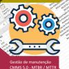 Planilha Gestão de manutenção CMMS 5.0