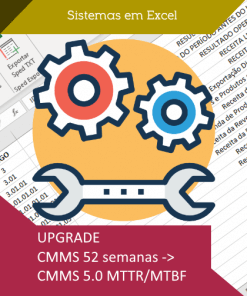 Upgrade 52 semans para CMMS 5.0