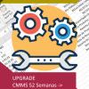 Upgrade CMMS 52 semanas para CMMS 3.0