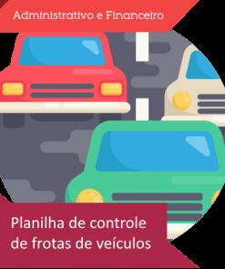 Planilha de controle e manutenção de veículos Excel