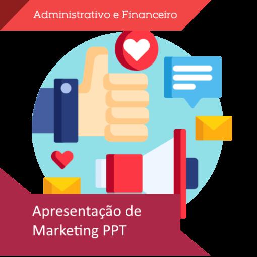 Apresentação de Marketing Powerpoint