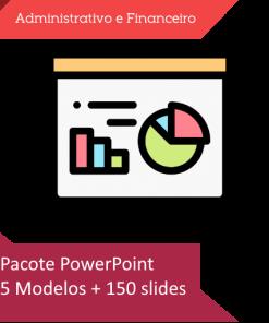 Pacote de apresentações Powerpoint